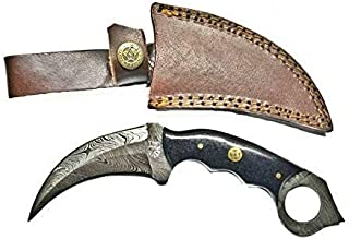 Best black damascus steel Reviews