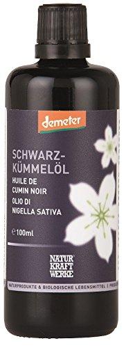 Schwarzkümmel Öl Demeter 100 ml