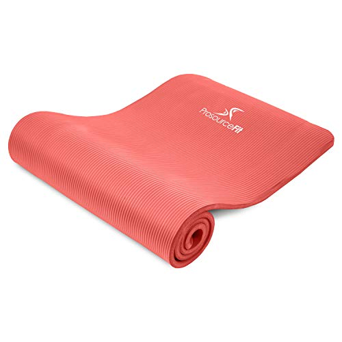 """ProsourceFit Extra Thick Yoga and Pilates Mat ½"""""""