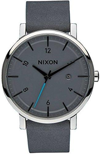 NIXON Quarzuhr Rollo A945 147-00 Charcoal