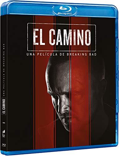 El Camino: Una Pelicula de Breaking Bad (BD) [Blu-ray]