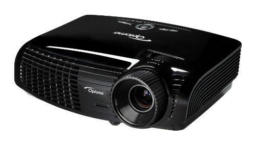 Optoma EH300 - Proyector (3500 lúmenes ANSI, DLP, 1080p (1920x1080), 3500h, 6000h, Manual) Negro