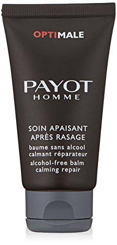 PAYOT Paris Homme Soin APAISANT Apres RASAGE SIN Alcohol 50ML Unisex Adulto, Negro, Estándar