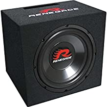 Renegade RXV1200 1 x 12 Inches Loaded Enclosure Ported