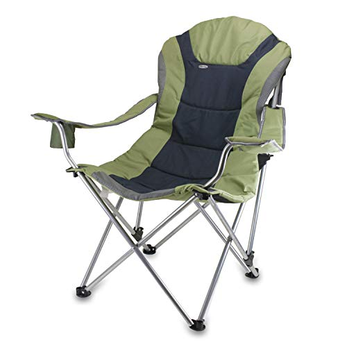 ONIVA Picnic Time Brand Portable Reclining Camp Chair.