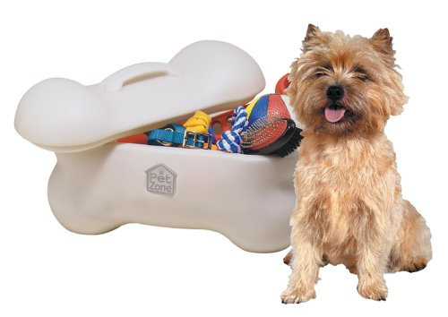 Out Pets Big Bone Storage Bin