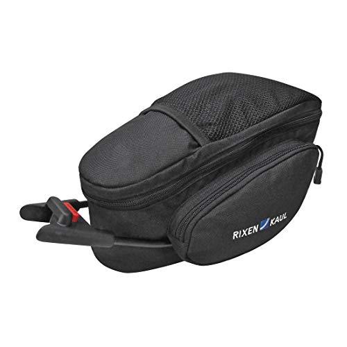 KLICKFIX Unisex– Erwachsene Contour Magnum SA Gepacktasche, schwarz, 1size