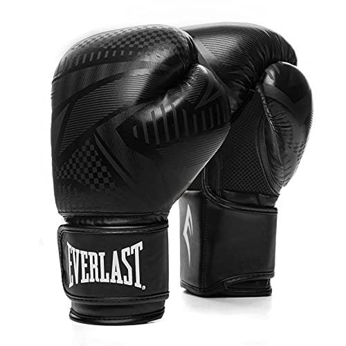 EVERLAST Spark Gants d'entraînement – Noir – 12 oz