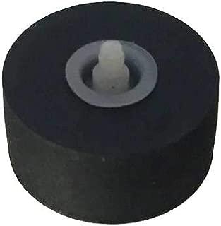 Tape Deck Repair Parts Pinch Roller/Outer Diameter 12.5mm/Width 6.5mm/Shaft Diameter 1.5mm(with Shaft)/1 Piece