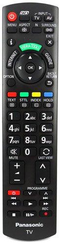 Original N2QAYB000752 sub N2QAYB000572 Fernbedienung für Panasonic Viera LCD LED TV TX-32LE60F TX-32LE60FM TX-32LE60P
