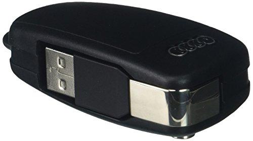 Original Audi USB Stick in Schlüsselform/Memory Key / 8GB / Fahrzeugschlüssel als USB Stick
