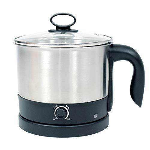 ステンレス製ケトル鍋 1~2人用 茹でる 温める 煮る 一人暮らし/BHK-M30 / ###ケトル鍋BHK-M30###