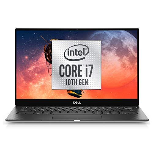 "Dell XPS 13-7390 Intel Core i7 Ordinateur Portable Ultra Léger 13,3"" Full HD, Silver (RAM 16Go, SSD 512Go, Intel UHD Graphics 600) Clavier AZERTY Français XPS7390-7291SLV-PFR"