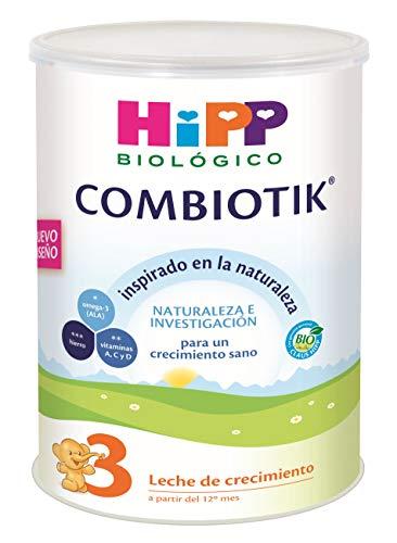 HiPP Biológico Leche Combiotik 3 de Seguimiento - 800 gr