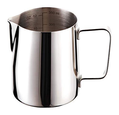 12 oz milk pitcher - 3