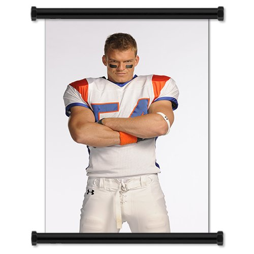 Blue Mountain State TV Show Season 1 Fabric Wall Scroll Poster (32' X 48') Inches