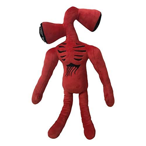 Siren Head Plush Toys | Neu Siren Head Plush Gefülltes Spielzeug | Cartoon Cat Plush | Kinderpuppenspielzeug | Weiß Schwarz Sirenhead Gefüllte Puppe | Geschenke Für Siren HeadFans Jungen Mädchen