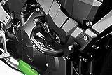Z750 2007/14 - Kit Paramotore (R-0661B) - Protezione Anticaduta in Alluminio - Minuteria I...