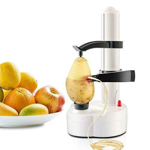 Electric Peeler, Automatic Potato Peeler with 2 Extra Blades & 1pcs US...