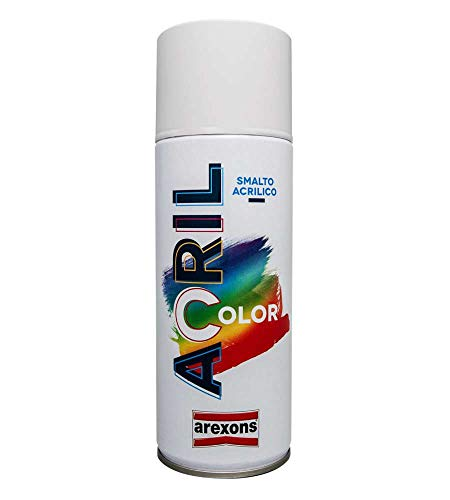 Arexons RXS105 3947 Acrilcolor RAL 6011, Verde Reseda, 400 ml