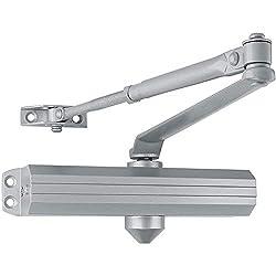 powerful Commercial door closer for medium / heavy use, surface mount, BHMA class 1, cast aluminum, …