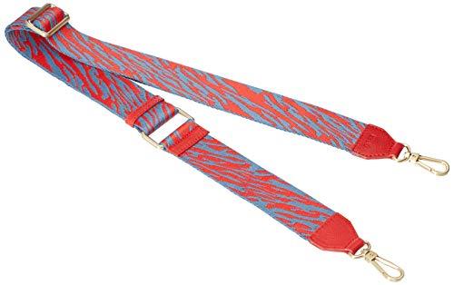Love Moschino Unisex-Erwachsene Jc5607pp18lc0906 Portemonnaie, Grau (Fucile), 10x3x20 Centimeters