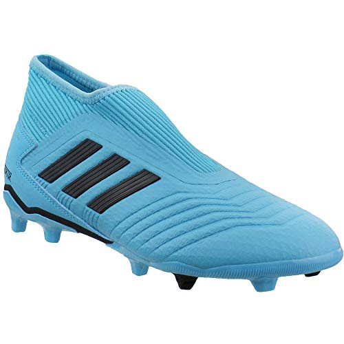 adidas Kids 19.3 Firm Ground Soccer Cleats - Blue - Size 12...