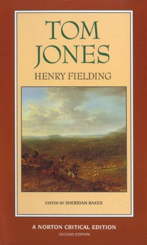 Tom Jones (Norton Critical Editions, Band 0)