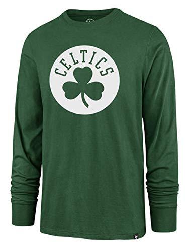 NBA Boston Celtics Men's '47 Club Long Sleeve Tee, XX-Large, Clover