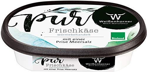 Weißenhorner Milch Manufak Bio WH MM Bioland Frischkäse PUR (6 x 150 gr)