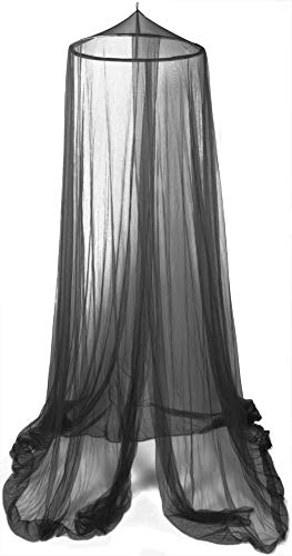 normani Moskitonetz Mückenschutz Farbe Black