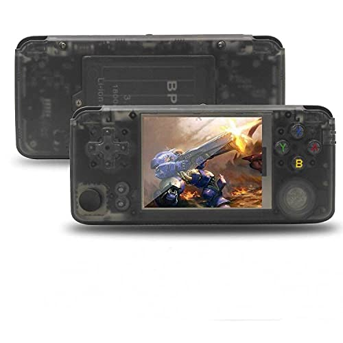 Product Image of the BAORUITENG Handheld Game Console, Retro Game Console 3 Inch HD Screen 5000...