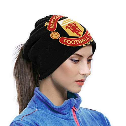 Manchester United Face Mask Ski Mask Multi-Functional Bandana UV Protection Gaiter Scarf Headwarp