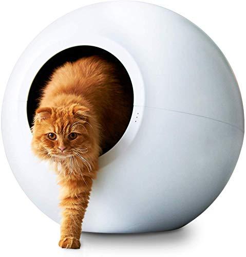 全自動猫トイレ CIRCLE 0 日本正規販売店 保証書付き(1年)
