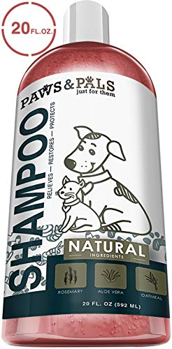 Natural Oatmeal Dog-Shampoo and Conditioner
