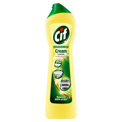 Cif CPD73501 Crema de limpieza con limón - 500 ml