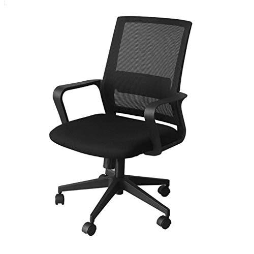 N/Z Daily Equipment Home Office Computer Chair Adjustable Chair Armrest Ergonomic Swivel Recliner 360 deg; Lift Chair Armchair Mesh Casters Padded Seat C 60 * 30 * 61.5CM