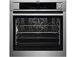 AEG BS8304701M ProCombi Multi-Steam Cooker Stainless steel steam oven built-in oven