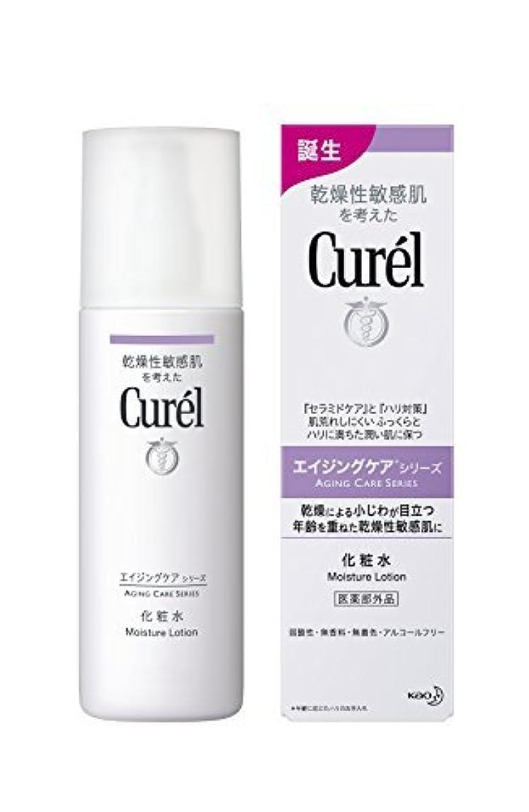 石膏人形胃花王 キュレル エイジングケアシリーズ 化粧水 140ml × 8個セット