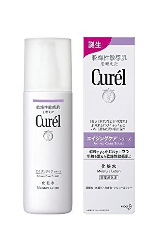 分類軽蔑香水花王 キュレル エイジングケアシリーズ 化粧水 140ml × 8個セット