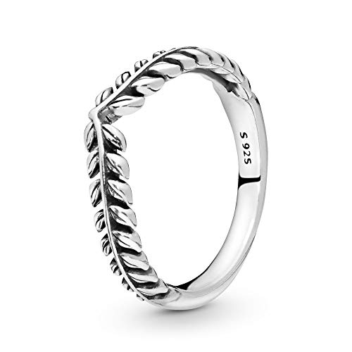 Pandora Women Silver Themed - 197681-54 (Ring Size:N)