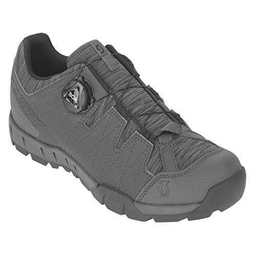 SCOTT 270606, Zapatillas Deportivas Trail Boa Dk Grey/Blck 44.0 Unisex Adulto