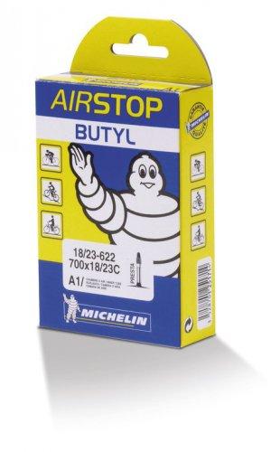 Michelin Schlauch I4 Airstop - Cámara de Aire para Biciclet