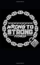 Wrong to Strong: By JC       Written by Ericka Brian