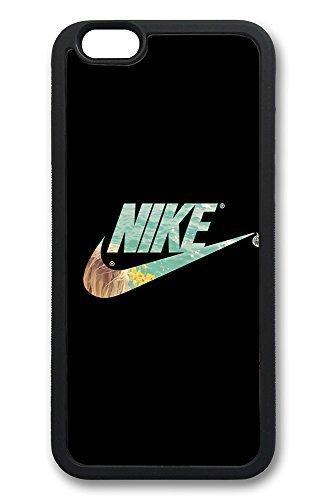 6Funda, iPhone 6Caso Logotipo de Nike Negro Ideas Silicona Carcasa Trasera de Gel Piel Suave Carcasa de TPU para Apple iPhone 6por mcsharksby Maris 's Diary