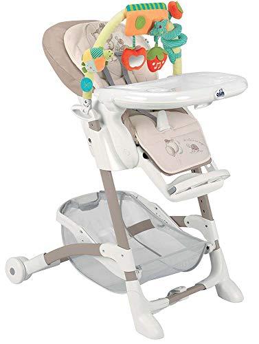 Cam il Mondo del Bambino S2400 hoge stoel, grijs / 242