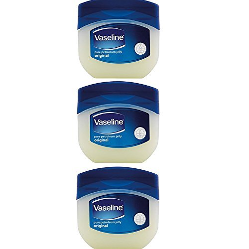 New Vaseline Petroleum Jelly 100 ml (Pack of 3)