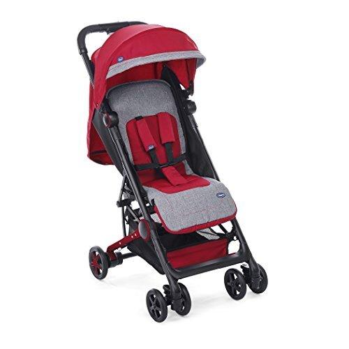 Chicco Mini. Mo Super Compact von der Geburt Kinderwagen, Paprika