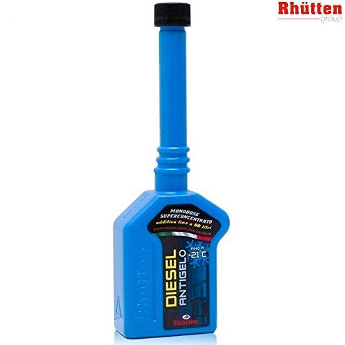 Rhutten Antigelo Diesel Additivo Anticongelante Motori Diesel 125 ml