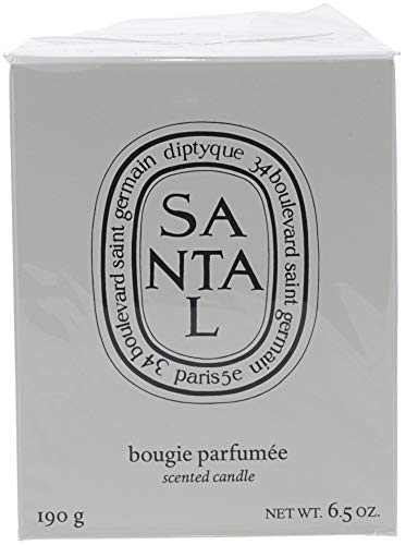 Diptyque Santal Scented Candle 3700431400499